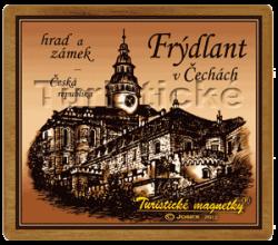 FRÝDLANT V ČECHÁCH-ZÁMEK
