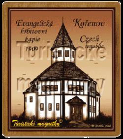 KOŘENOV-KAPLE